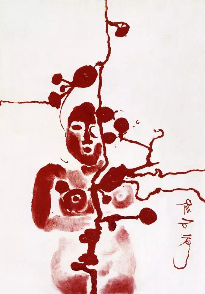 石虎90年代油画作品欣赏插图27