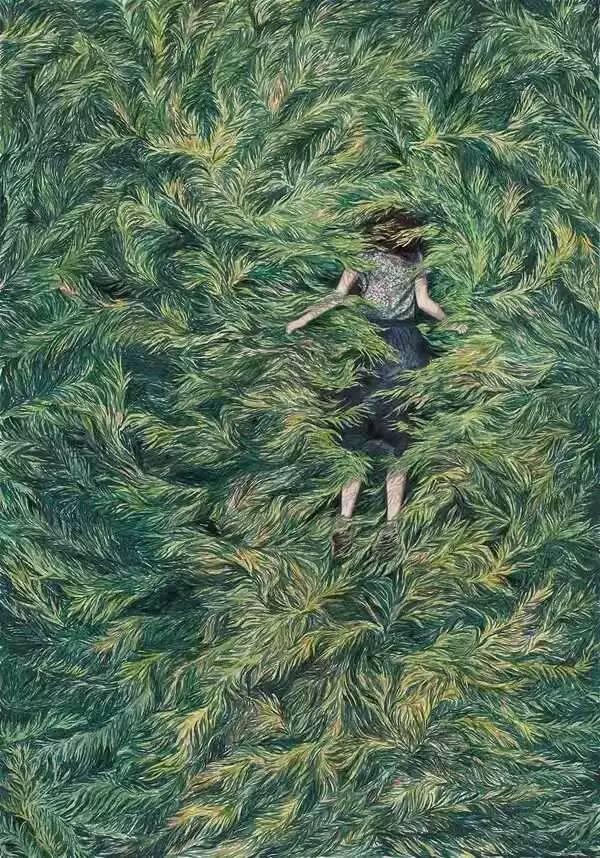坠入花间的精灵,澳大利亚Monica Rohan插图22
