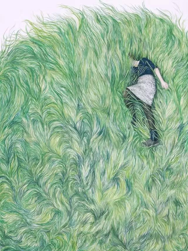 坠入花间的精灵,澳大利亚Monica Rohan插图43