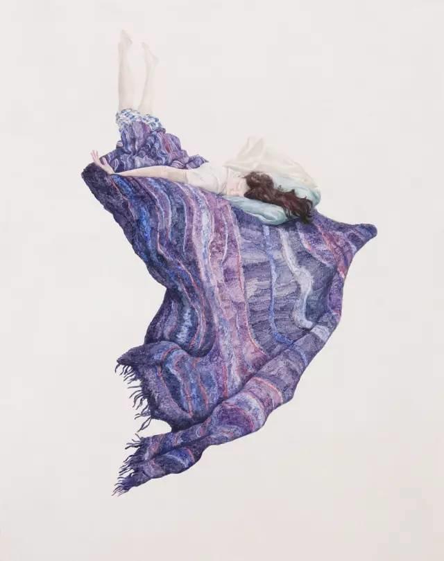坠入花间的精灵,澳大利亚Monica Rohan插图49