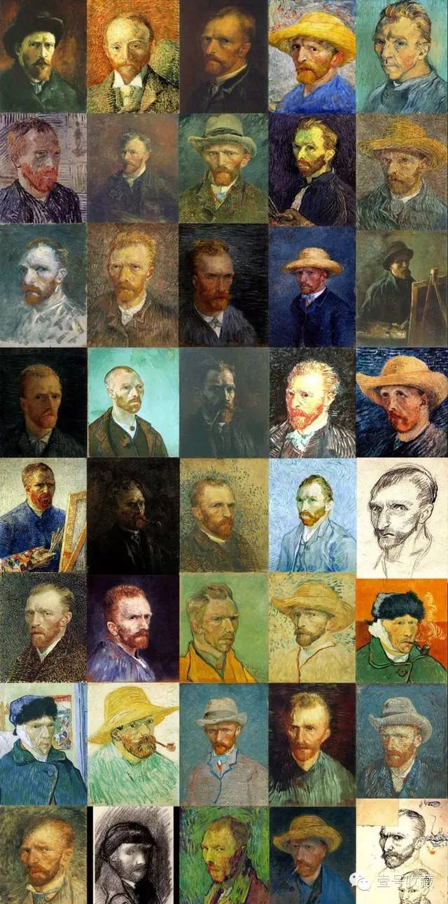 古今中外17位艺术大师们的自画像,背后竟有这么多故事!插图4
