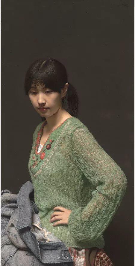 2019中国写实画派十五周年展(11.28-12.8)插图35