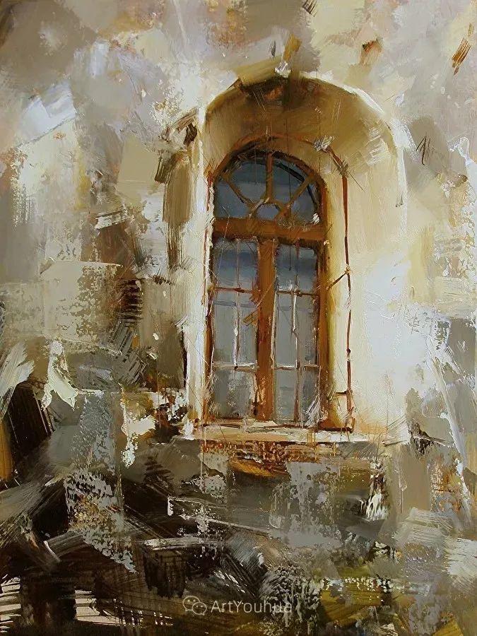 有活力和丰富多样性的风景,斯洛伐克画家Tibor Nagy插图11