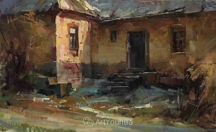 有活力和丰富多样性的风景,斯洛伐克画家Tibor Nagy插图44