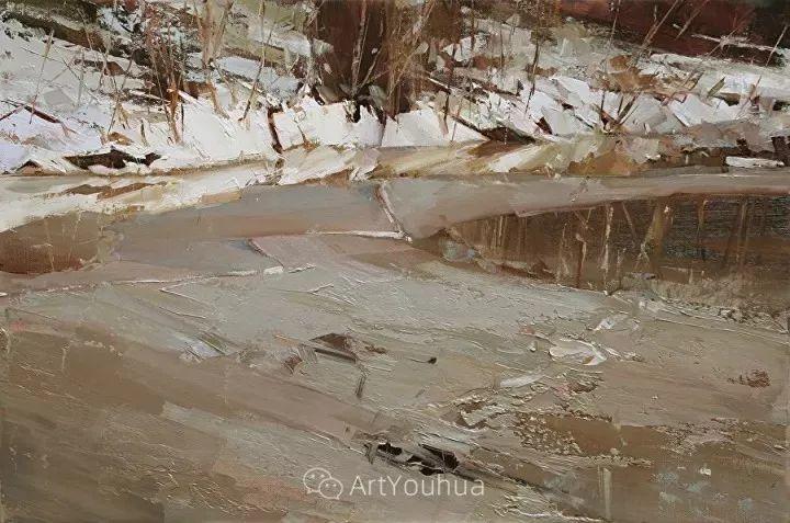 有活力和丰富多样性的风景,斯洛伐克画家Tibor Nagy插图45