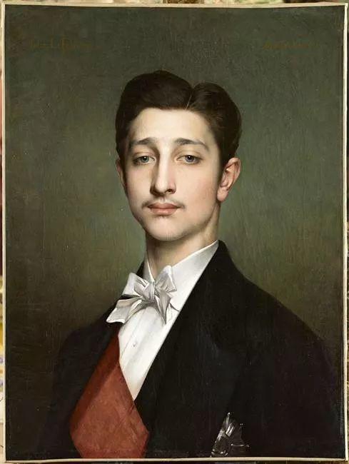 对不起,你的人像作品美到我了!法国学院派画家Jules Joseph Lefebvre插图29