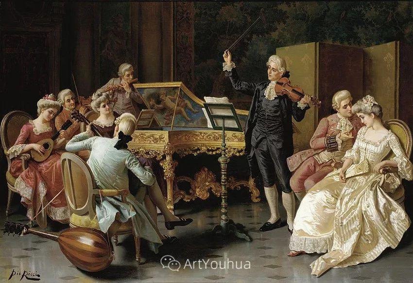 永恒的音乐——欧洲绘画精选插图3