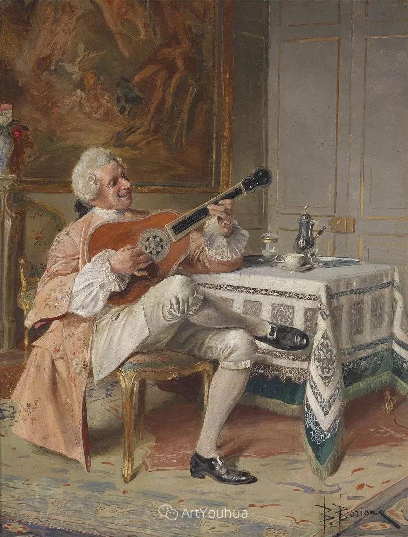 永恒的音乐——欧洲绘画精选插图16