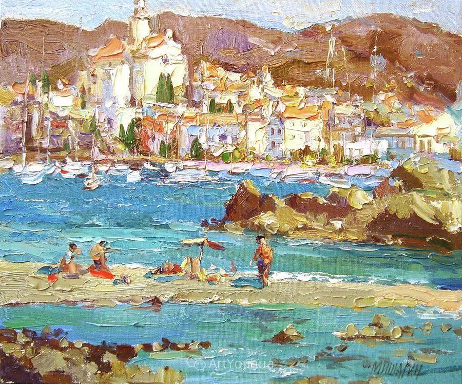 色彩丰富的风景油画,太美了!俄罗斯画家Andrey Mishagin插图61