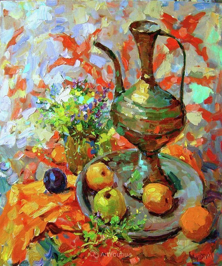 色彩丰富的风景油画,太美了!俄罗斯画家Andrey Mishagin插图79
