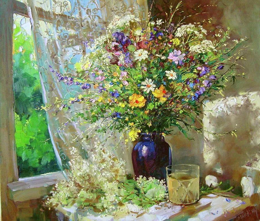 色彩丰富的风景油画,太美了!俄罗斯画家Andrey Mishagin插图81