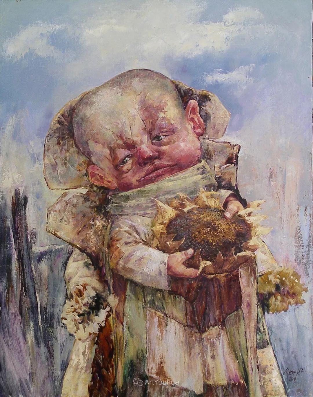 人物篇——哈萨克斯坦画家Musin Irik Rashidovich插图2