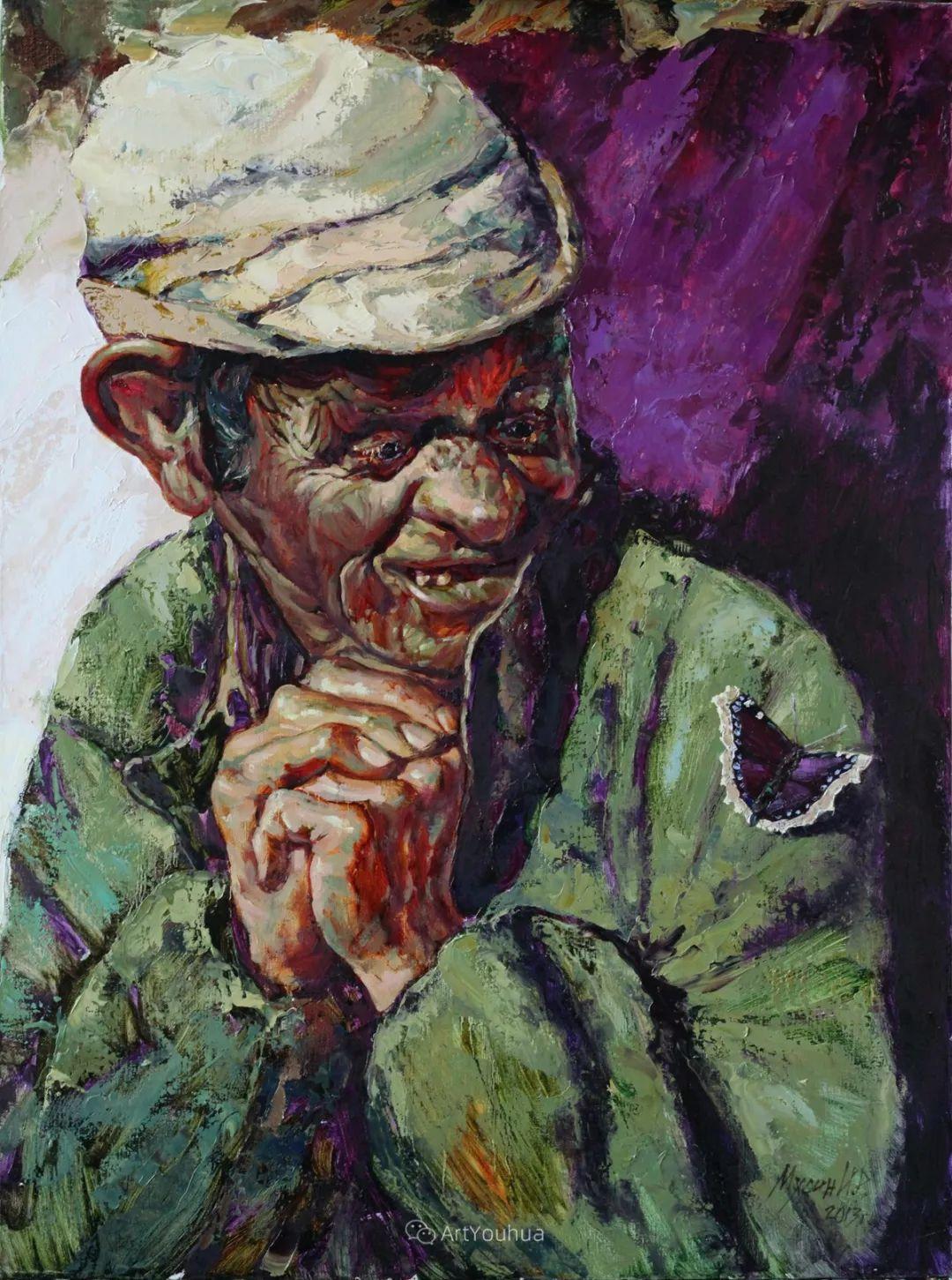 人物篇——哈萨克斯坦画家Musin Irik Rashidovich插图4