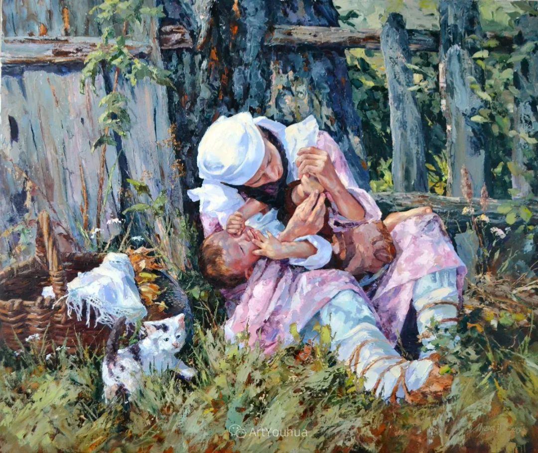 人物篇——哈萨克斯坦画家Musin Irik Rashidovich插图6