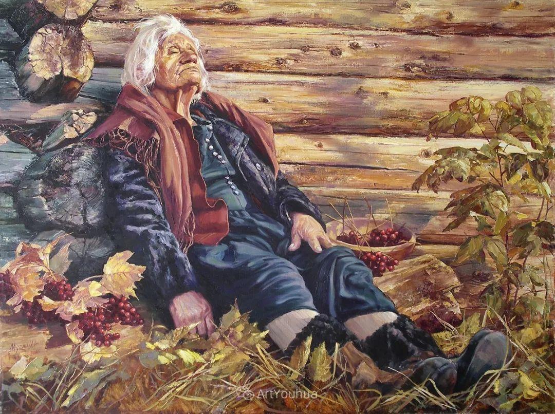 人物篇——哈萨克斯坦画家Musin Irik Rashidovich插图11