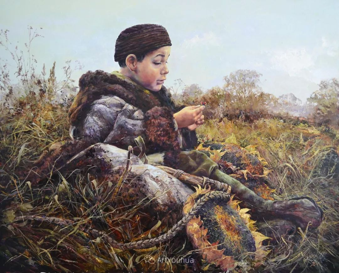 人物篇——哈萨克斯坦画家Musin Irik Rashidovich插图14