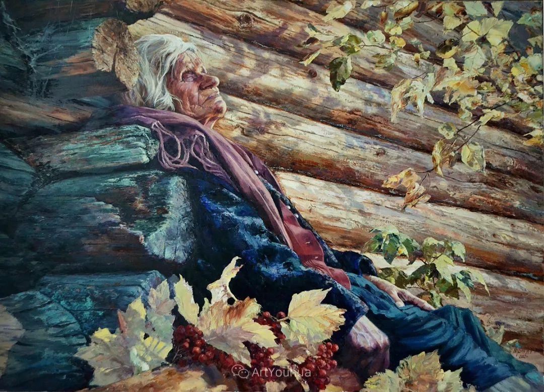 人物篇——哈萨克斯坦画家Musin Irik Rashidovich插图15