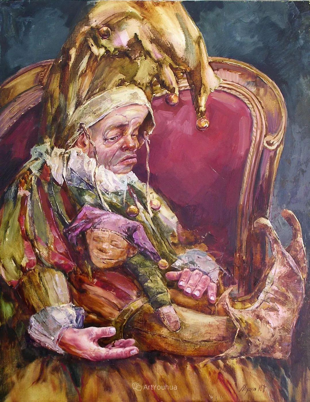人物篇——哈萨克斯坦画家Musin Irik Rashidovich插图19