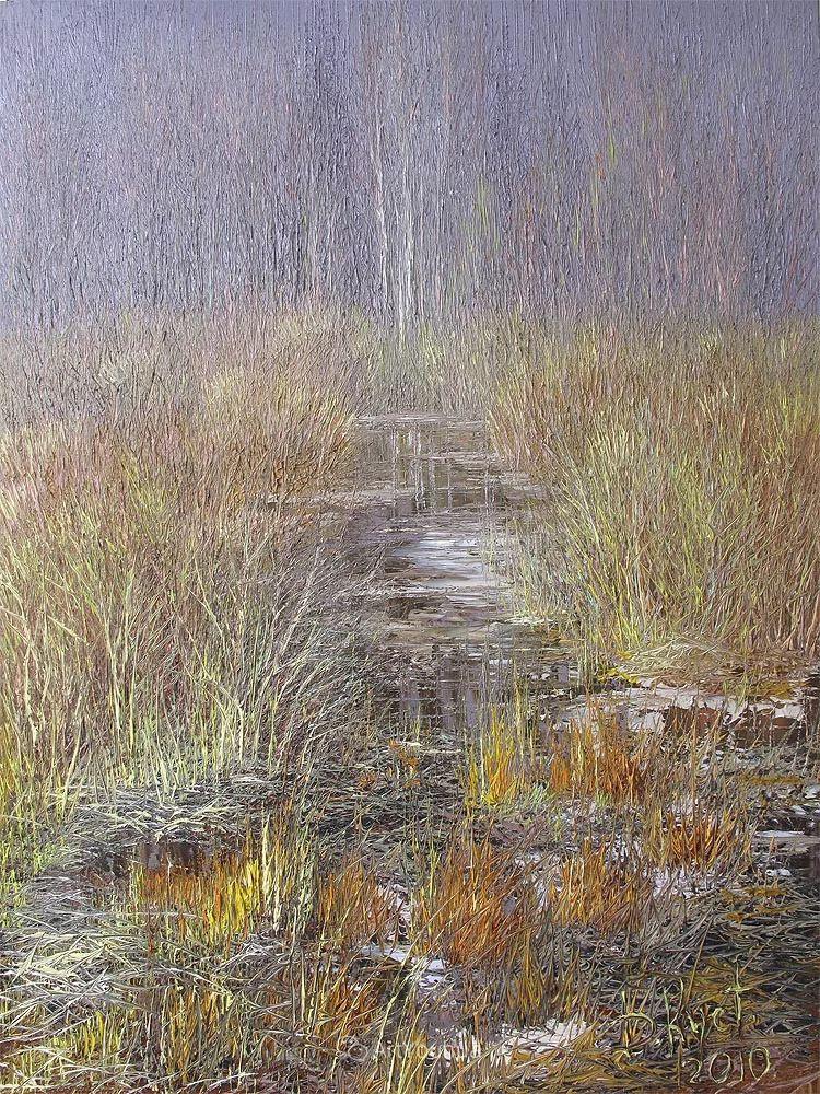 很不同寻常的展现方式,刀画风景!白俄罗斯Dmitry Kustanovich插图27