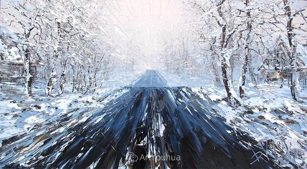 很不同寻常的展现方式,刀画风景!白俄罗斯Dmitry Kustanovich插图49
