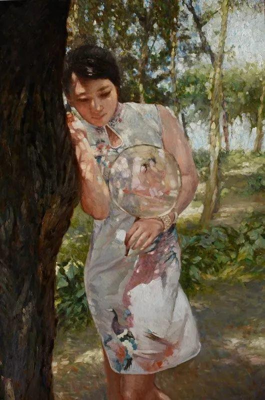 风情演绎唯美东方女性,单纯清澈,不媚不妖!插图11