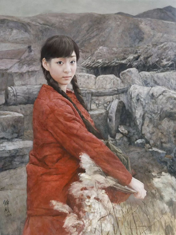 风情演绎唯美东方女性,单纯清澈,不媚不妖!插图15
