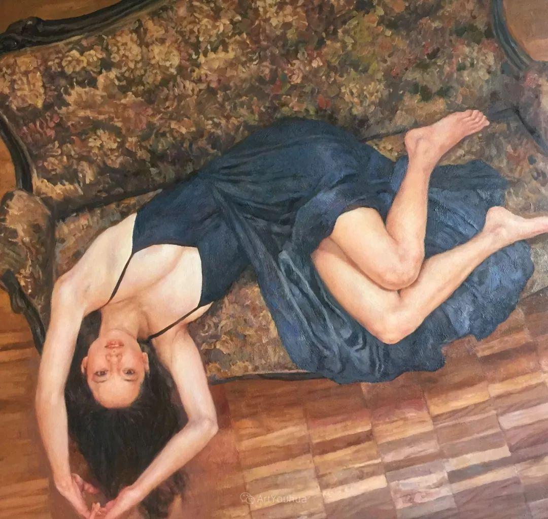 风情演绎唯美东方女性,单纯清澈,不媚不妖!插图19