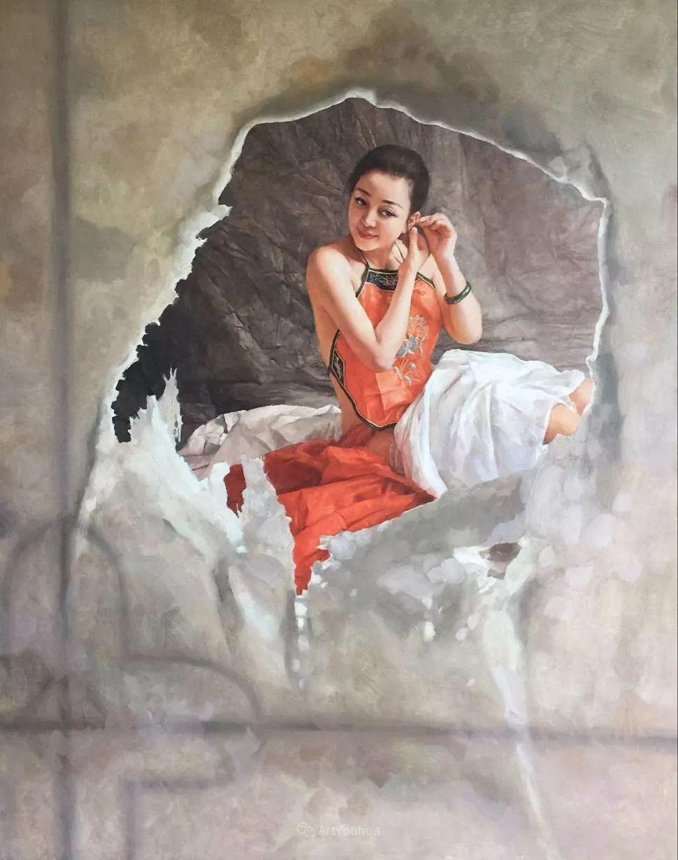 风情演绎唯美东方女性,单纯清澈,不媚不妖!插图22