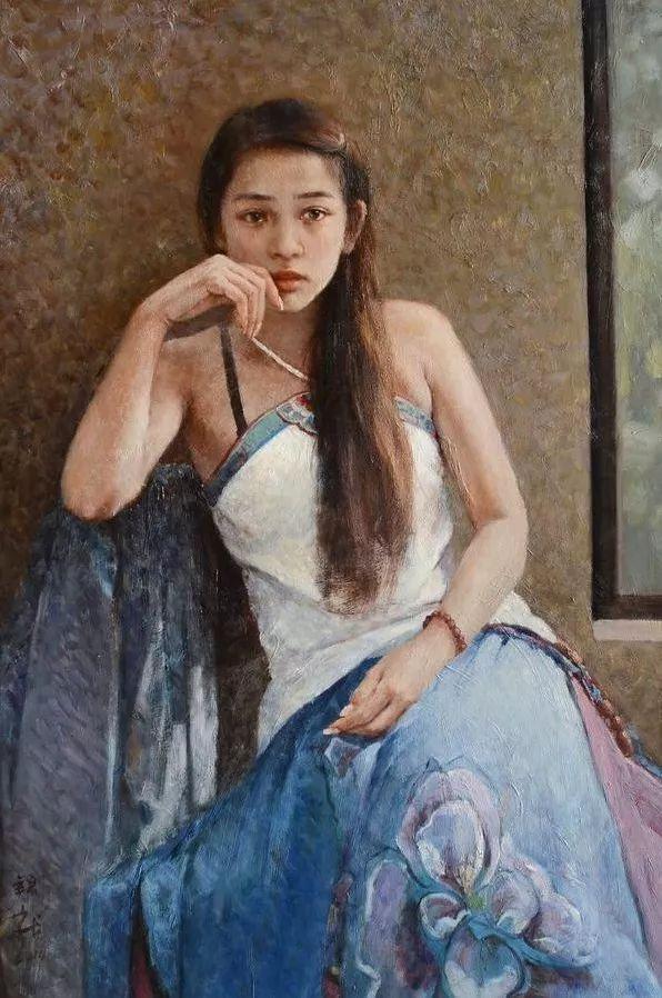 风情演绎唯美东方女性,单纯清澈,不媚不妖!插图23