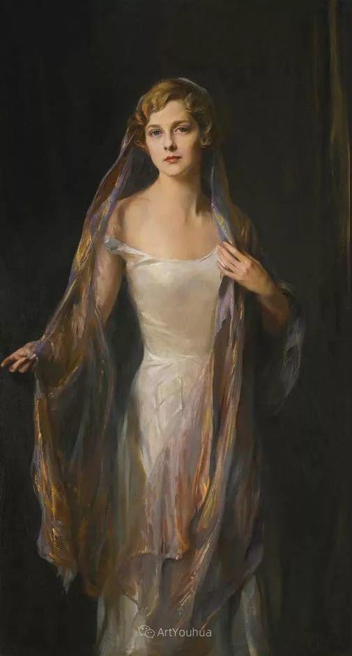 王室女性肖像,气质非凡!旅英匈牙利画家Philip Alexius de Laszlo插图19