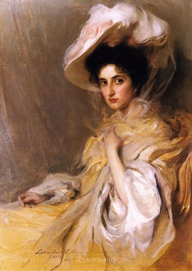 王室女性肖像,气质非凡!旅英匈牙利画家Philip Alexius de Laszlo插图21