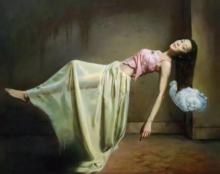 他画出绝美女子,每一幅都柔美个性,优雅自信插图14