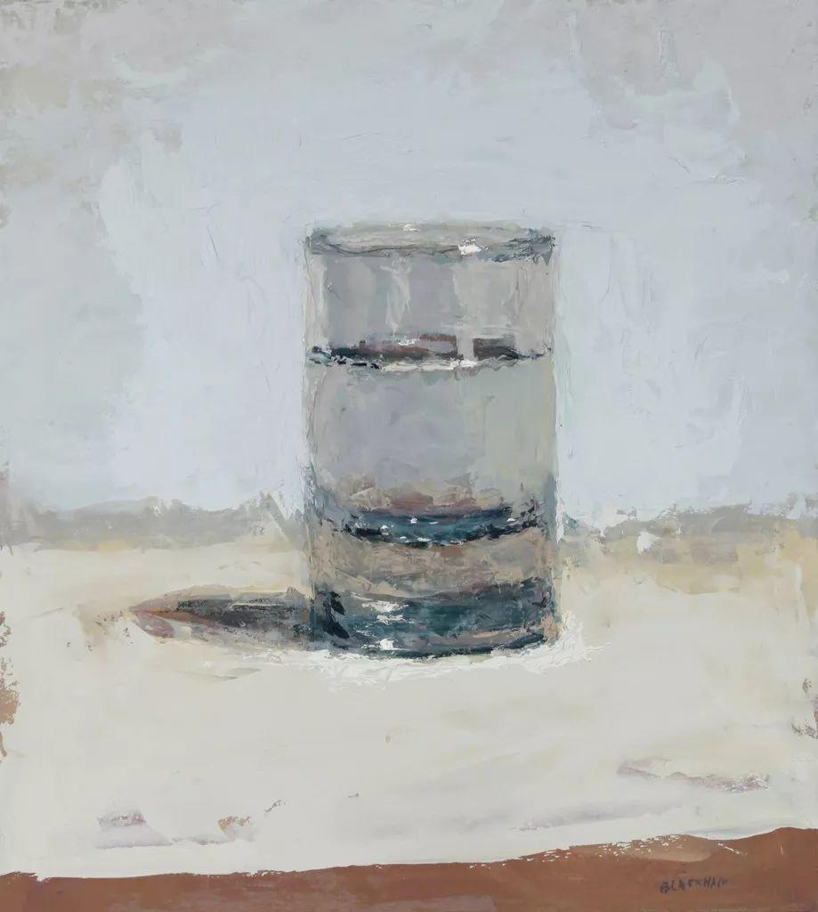 玻璃的质感,赞!美国画家Brian Blackham插图5