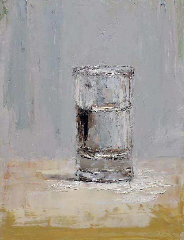 玻璃的质感,赞!美国画家Brian Blackham插图15
