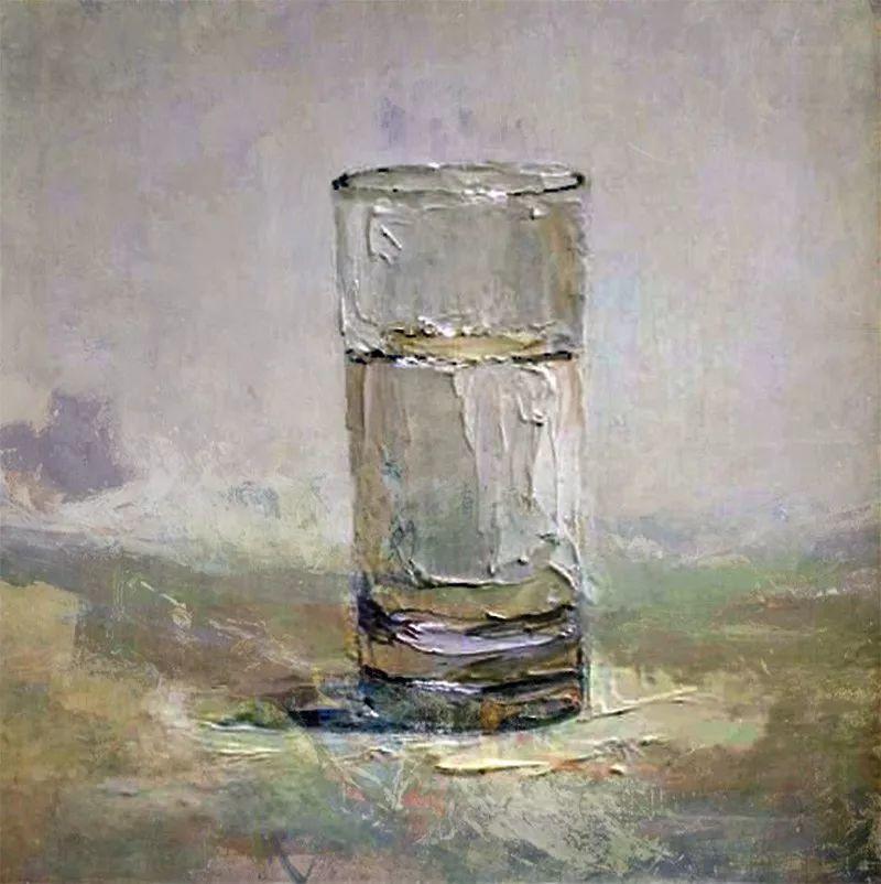 玻璃的质感,赞!美国画家Brian Blackham插图23