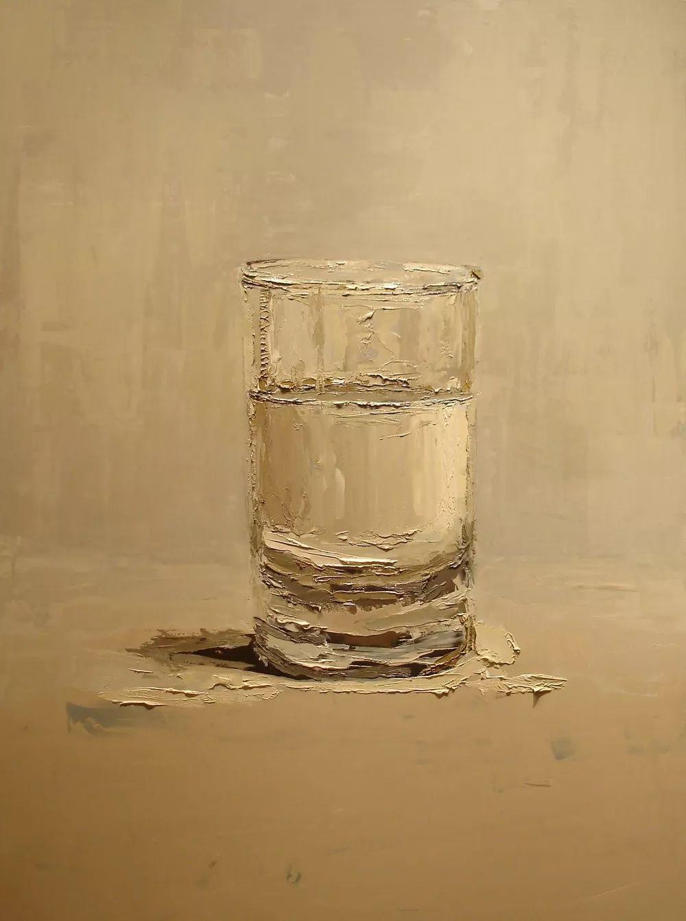 玻璃的质感,赞!美国画家Brian Blackham插图37
