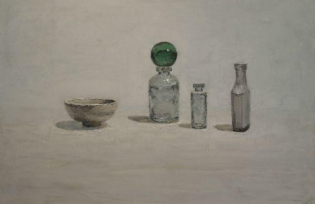 玻璃的质感,赞!美国画家Brian Blackham插图53