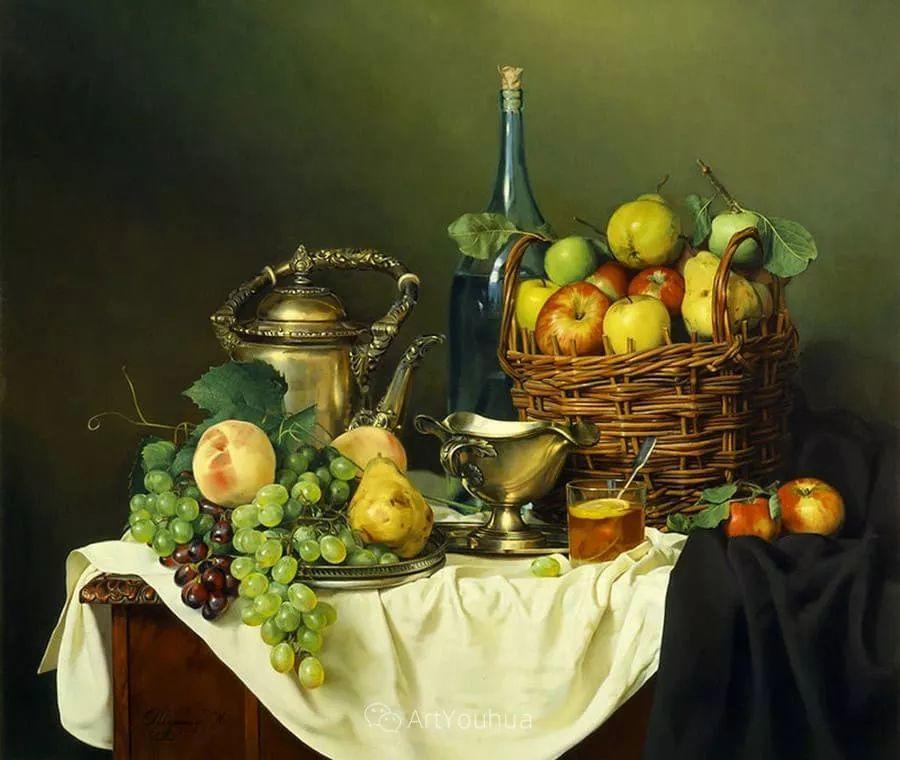 失传的多层次绘画,俄罗斯艺术家Nikolay Shurygin插图1