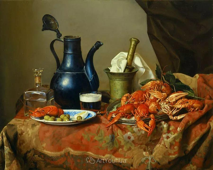 失传的多层次绘画,俄罗斯艺术家Nikolay Shurygin插图15