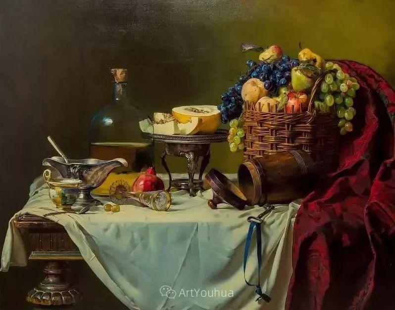 失传的多层次绘画,俄罗斯艺术家Nikolay Shurygin插图17