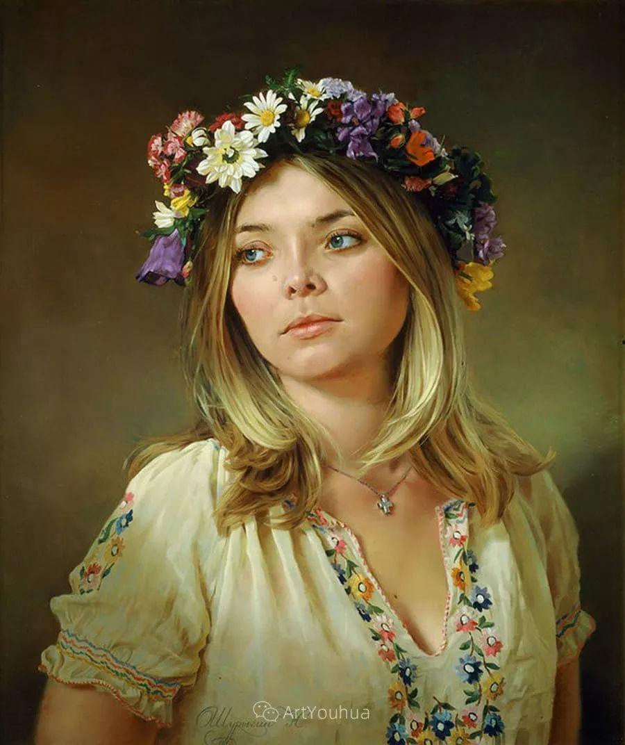 失传的多层次绘画,俄罗斯艺术家Nikolay Shurygin插图19