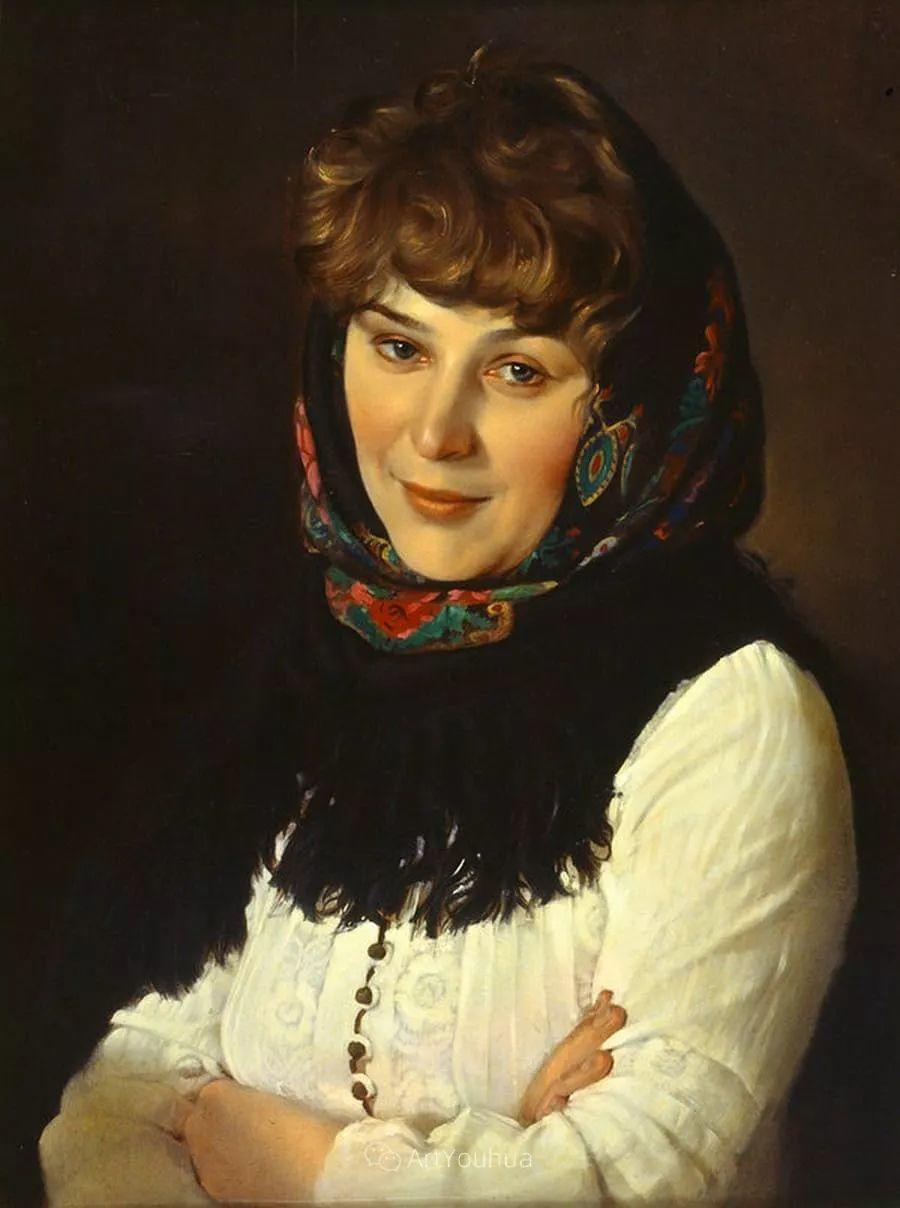 失传的多层次绘画,俄罗斯艺术家Nikolay Shurygin插图21