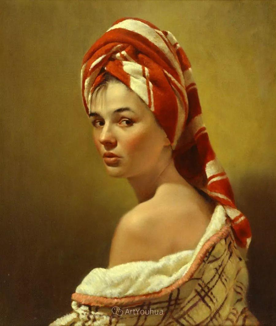 失传的多层次绘画,俄罗斯艺术家Nikolay Shurygin插图23
