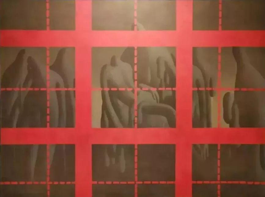 嘉德秋拍成交3.81亿元,冷军再破纪录,油画《小姜》以7015万元成交插图5