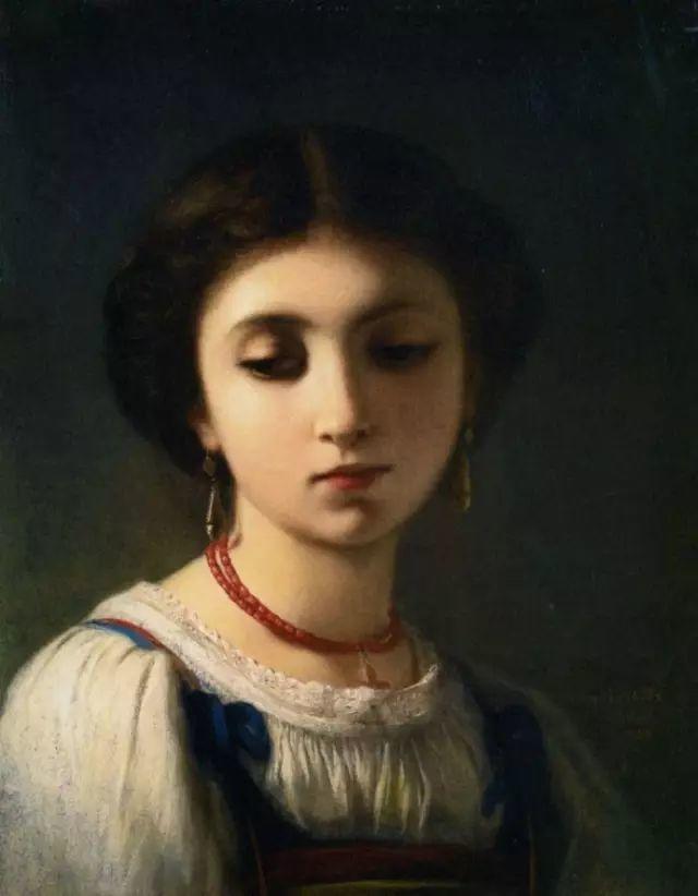 油画中的美,皆源于艺术家的内心插图1