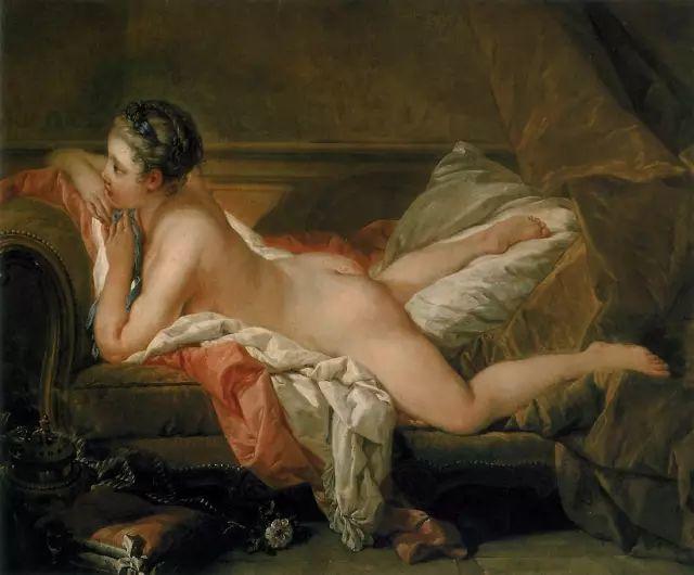 油画中的美,皆源于艺术家的内心插图33