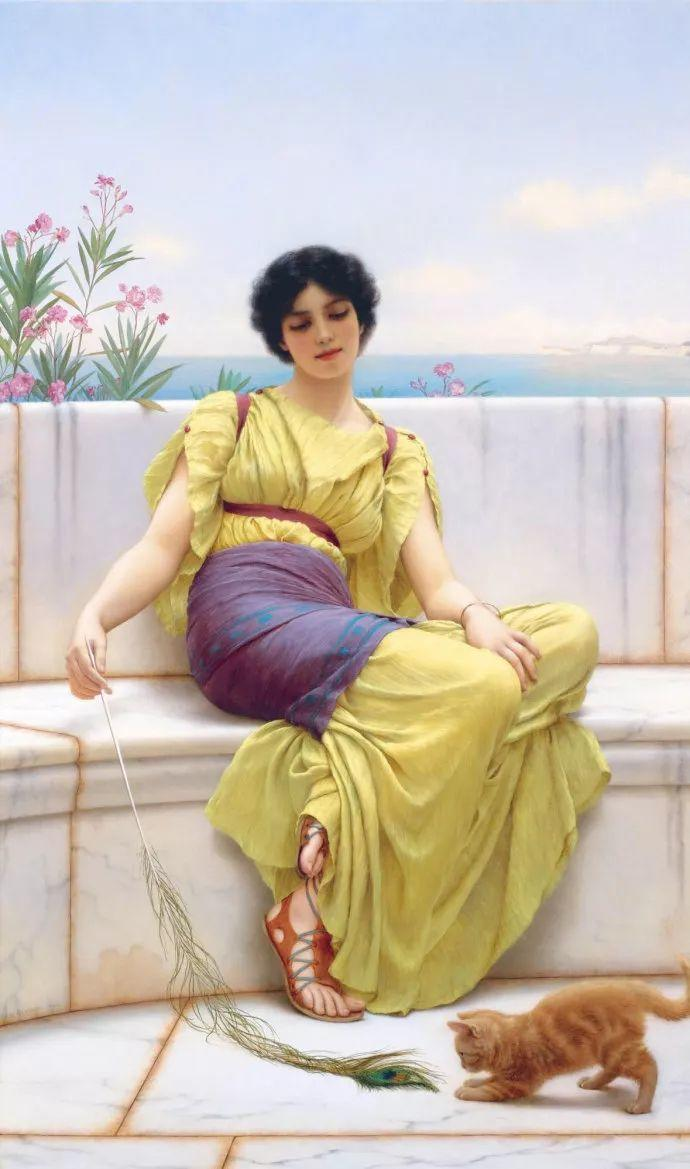 油画中的美,皆源于艺术家的内心插图39