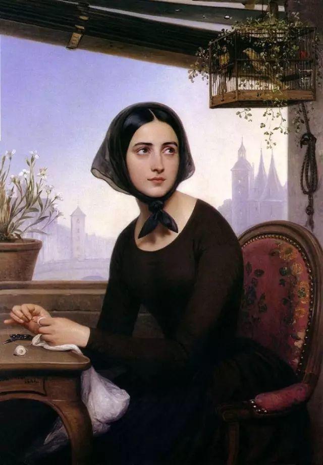 油画中的美,皆源于艺术家的内心插图45