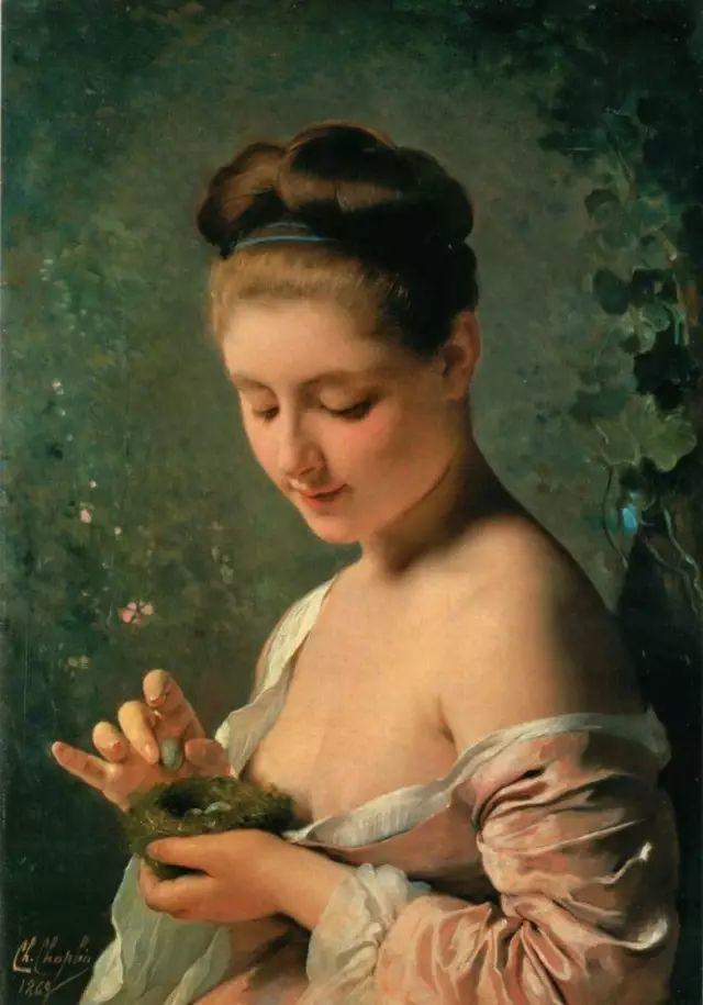 油画中的美,皆源于艺术家的内心插图47