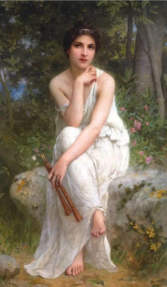 油画中的美,皆源于艺术家的内心插图49